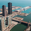 Navy Pier viewed from Aqua Tower.  Photo by Jim Horton
